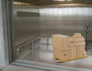 Современные грузовые лифты отличаются огромной надежностью и действительно высокими характеристиками