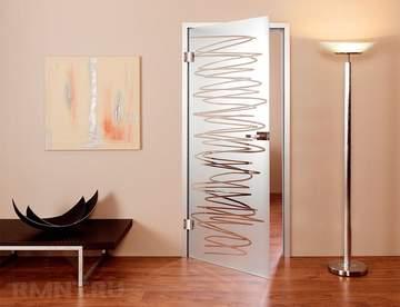 Разновидности стеклянных дверей и рекомендации по их выбору