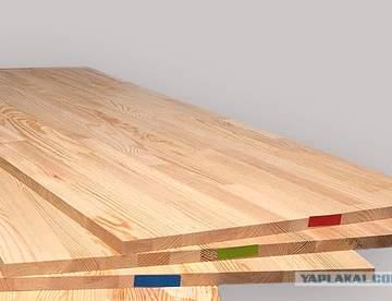 Мебельный щит: особенность материала