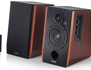 Колонки Edifier r170BT: когда звук и дизайн на высоте