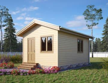 Дома и домики для садового участка