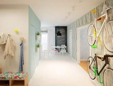 Спортинвентарь в квартире: как не загромождать пространство?