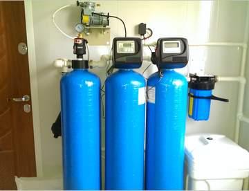 Очистка воды: выбор домашней системы для удаления железа