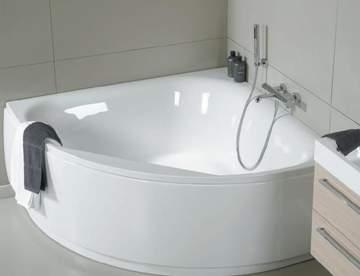 Акриловые ванны: достоинства и недостатки