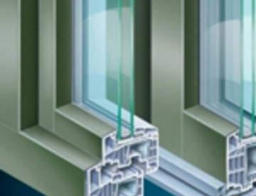 Что собой представляют алюминиевые окна?