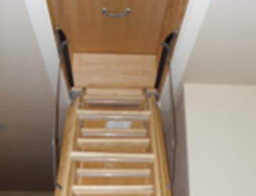 Чердачная лестница. Что следует знать при ее покупке