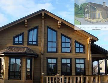 Деревянный дом: этапы строительства
