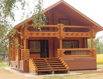 Жить в деревянном доме