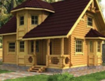 Из чего лучше строить деревянный дом? Цельное, оцилиндрованное бревно и брус