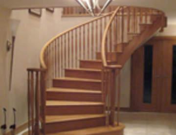 Как выбрать дерево для лестниц