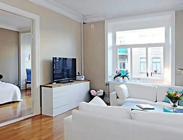 Дизайн 2-ух комнатной квартиры