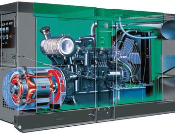 Выбираем дизель генераторную установку для загородного дома