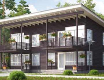 Как арендовать таунхаус в Финляндии