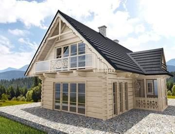 Проекты домов в скандинавском стиле становятся все более популярными