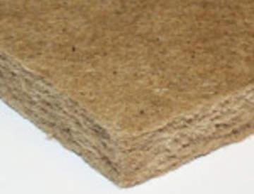 Устройство сборного основания полов на основе древесно-волокнистых плит