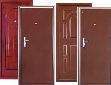 Металлические двери - залог комфорта и защиты