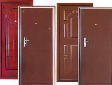 Стальные двери: что там внутри