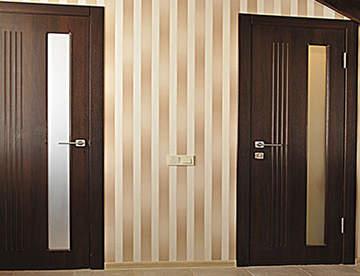 Межкомнатные двери: по стилю и по интерьеру