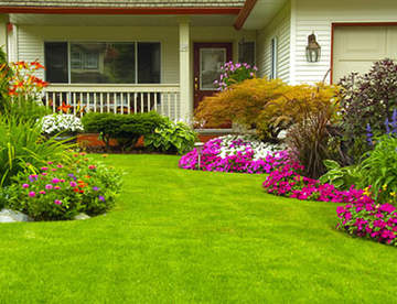 Двор как важный элемент экстерьера частного дома