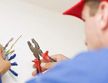 Подключение электричества — дело для профессионалов