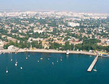 Участки на берегу Черного моря