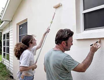 Вопрос-ответ: Фасадные краски