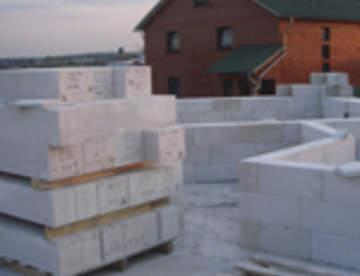 Как выложить стены из газосиликатных блоков