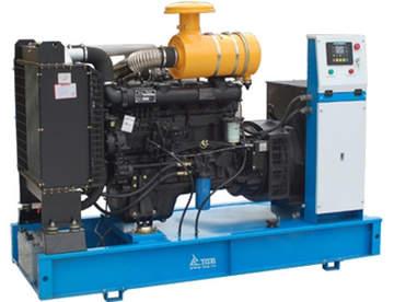 Дизельный генератор мощностью 100 кВт