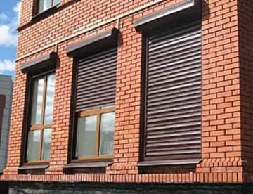 Рулонные шторы и защитные роллеты для вашего дома