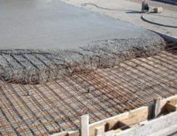 Бетон - основной строительный материал