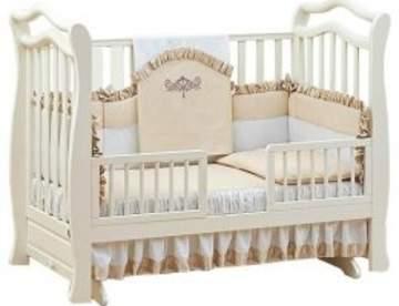 Выбор детской кроватки – недорогая или элитная?