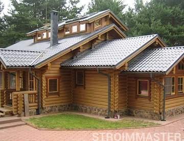 Строительство деревянных домов: особенности выбора материалов