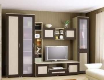 Корпусная мебель: серийного производства и на заказ