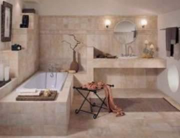 Плитка для ванной - современные варианты