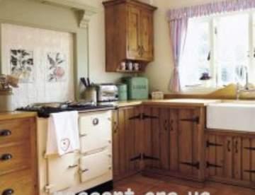 Секрет популярности классических деревянных кухонь