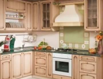 Территория кухонной мебели