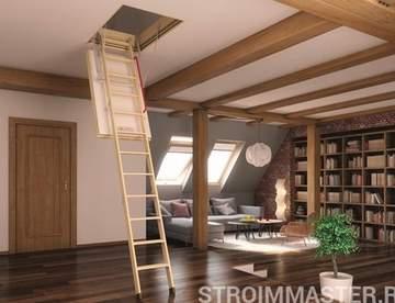 Строительные лестницы с поставкой: виды и выбор оборудования