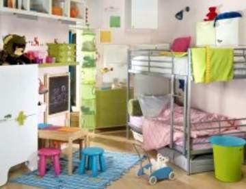 Мебель для детской комнаты ребенка