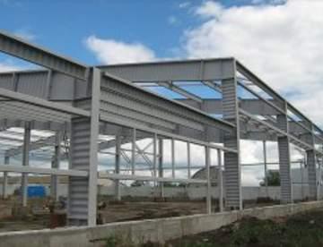 Производство металлоконструкций для быстромонтируемых зданий