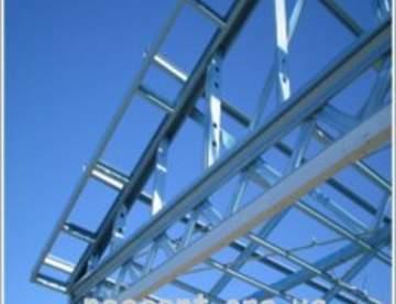 Изготовление металлоконструкций для зданий