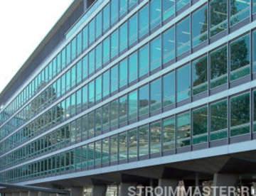 Варианты остекления и отделки фасадов