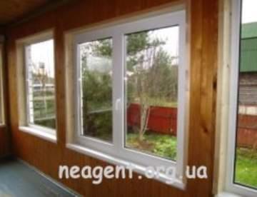 Дешевые окна ПВХ для дачи