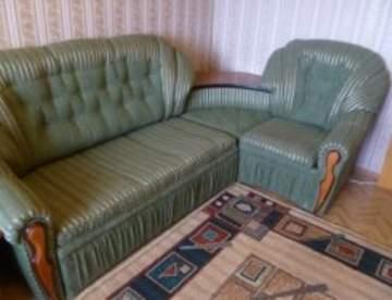 Перетяжка мягкой мебели – новая жизнь старого изделия