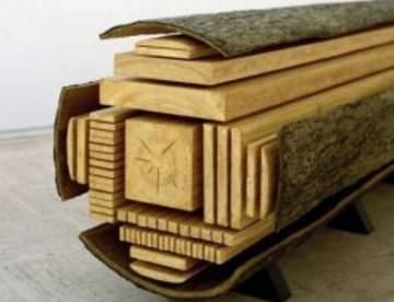 Стройматериалы из дерева от компании БазаЛеса
