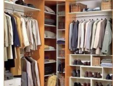 Шкафы-купе - функциональность, неповторимость, эстетичность