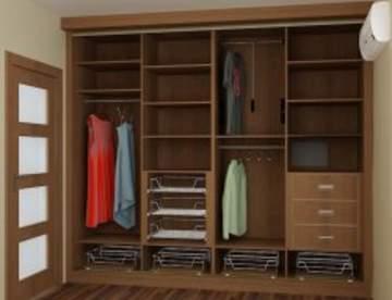 Шкафы-купе в вашей квартире
