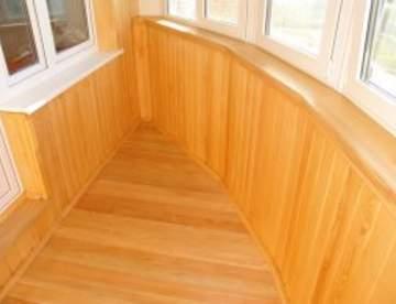 Деревянная вагонка для отделки строений