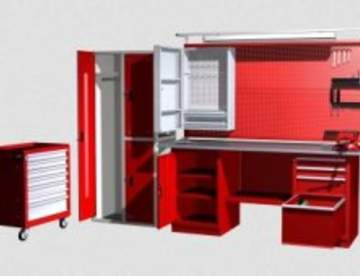 Производственная мебель компании ПГМ