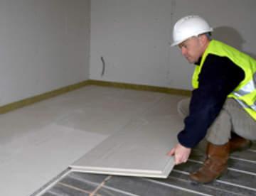 Выбор ГВЛ для пола или как сделать сухой ремонт у себя в квартире