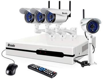 Как установить систему видеонаблюдения
